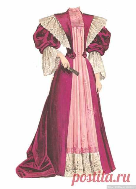 Бумажные куклы 1890-х гг / Бумажные куклы с одеждой для вырезания, наборы / Бэйбики. Куклы фото. Одежда для кукол