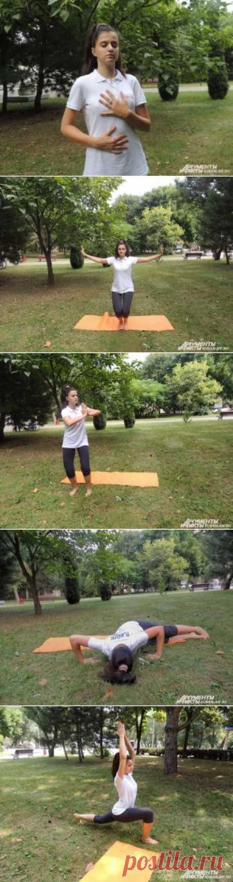10 простых шагов для тех, кто хочет освоить йогу | ЗДОРОВЬЕ: События | ЗДОРОВЬЕ | АиФ Краснодар