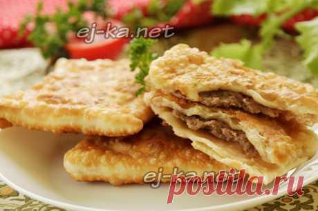 Таджикские лепешки с мясом - рецепт с фото пошагово на сковороде