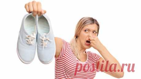 Избавиться от неприятного запаха от обуви легко! | Kaprizskaya | Яндекс Дзен