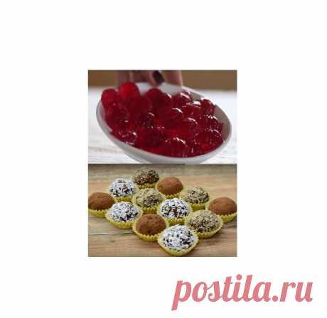 Укрепить иммунитет конфетами. 2 рецепта полезных сладостей