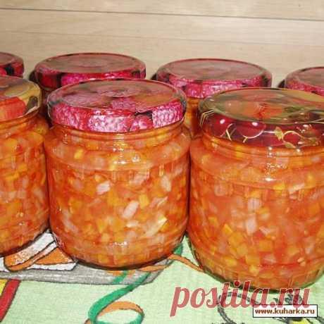 Рецепт: Маришкина морковка