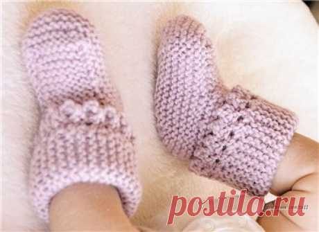 Bootees for newborns