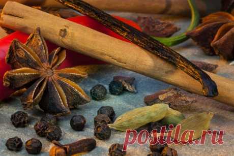 Применение кардамона в кулинарии | Официальный сайт кулинарных рецептов Юлии Высоцкой