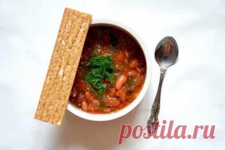 Лобио горячее из красной фасоли рецепт – грузинская кухня: закуски. «Еда»