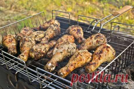 Шашлык из куриных ножек - Блог Смирновых