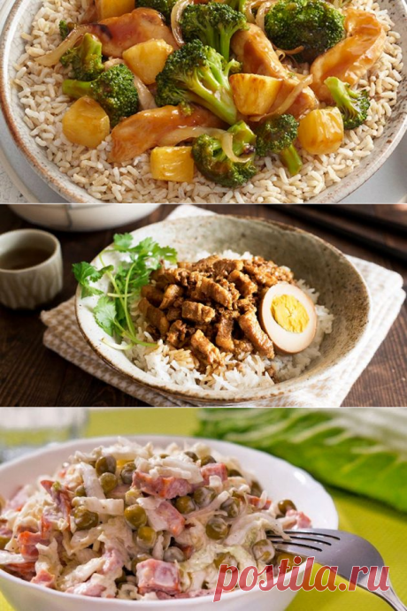 12 вкусных блюд, которые можно приготовить за полчаса - Я узнаю