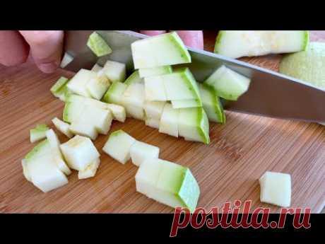 Это лучшее, что может быть с кабачком. Так нежно и вкусно, попробуй! Рецепт пирога с Кабачком.