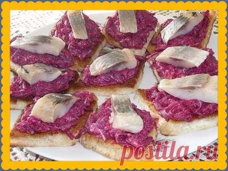 Бутерброды закусочные для праздничного стола - Простые рецепты Овкусе.ру