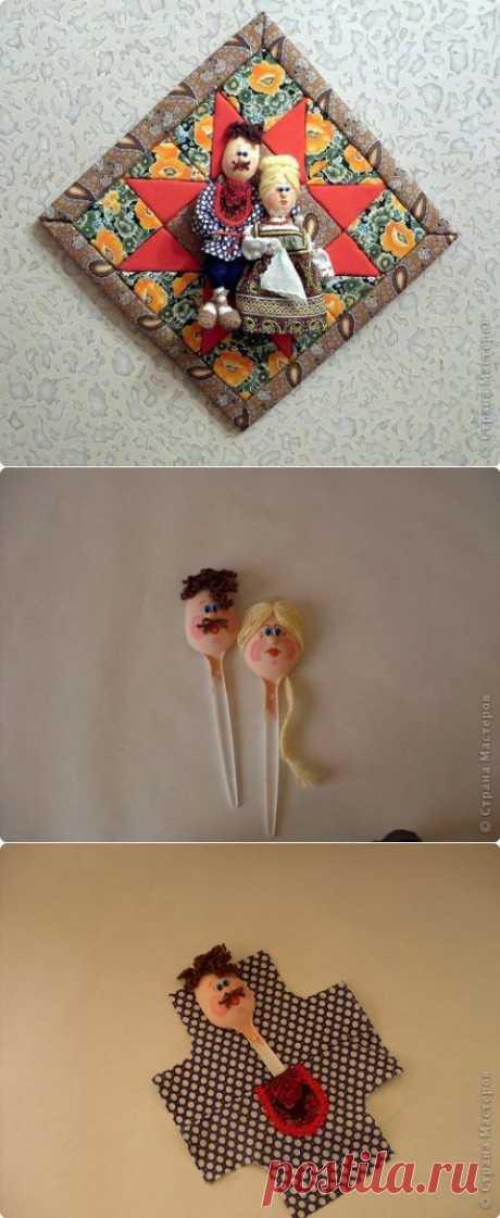 Кукла- ложка.