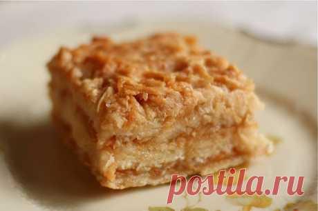 Болгарский яблочный пирог: такой Вы еще точно не готовили! - МирТесен