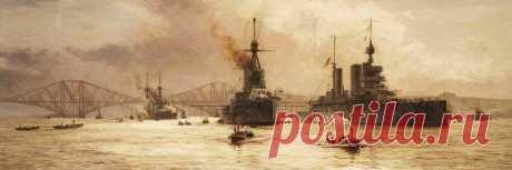Ютландское сражение — великая морская мясорубка | Империя | Яндекс Дзен