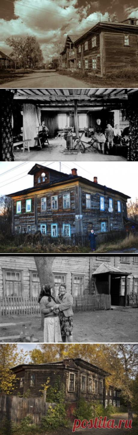Деревянные советские бараки: как появились и почему существуют до сих пор