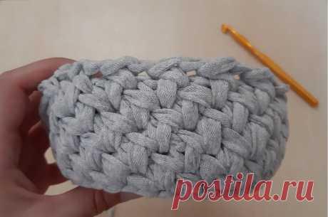 Плотный узор крючком - сохрани в копилку! | Anna Gri Crochet | Яндекс Дзен