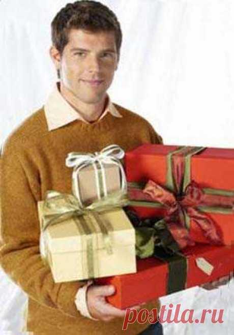 Подарки на новый год. Идеи новогодних подарков для мужчины