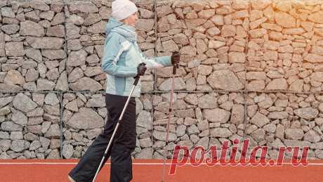 Как выбрать палки для скандинавской ходьбы | Краше Всех
