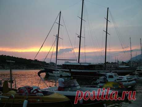 Макарска. Хорватия. Фото Татьяны Барковой
