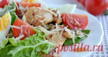 Салат с пекинской капустой и куриной грудкой — интересные идеи приготовления вкусного блюда - Копилка идей