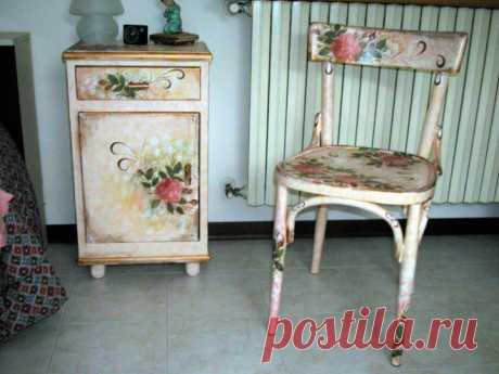 Реставрация мебели своими руками - основные способы