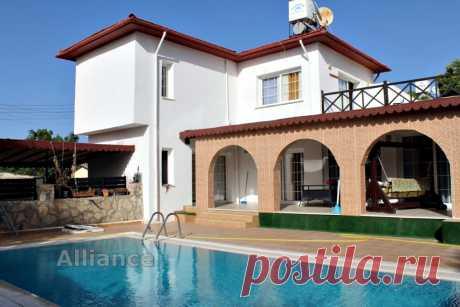 Виллы на Кипре от компании Альянс- Истейт, Вилла рядом с городом Кирения, идеальный вариант рядом с городом, морем и Университетом