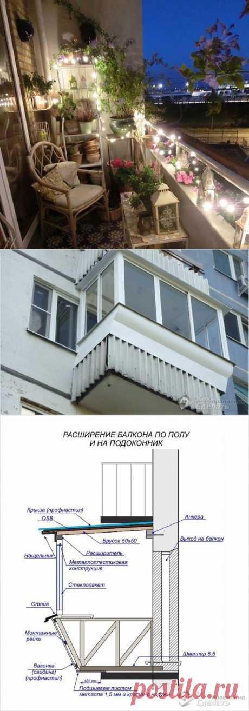(+1) тема - поБАЛКОНим? или ремонт балкона своими руками | МАСТЕРА