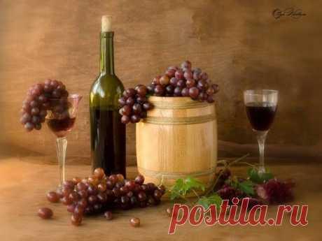 Вино из винограда в домашних условиях.