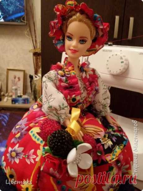 МК Кукла-шкатулка