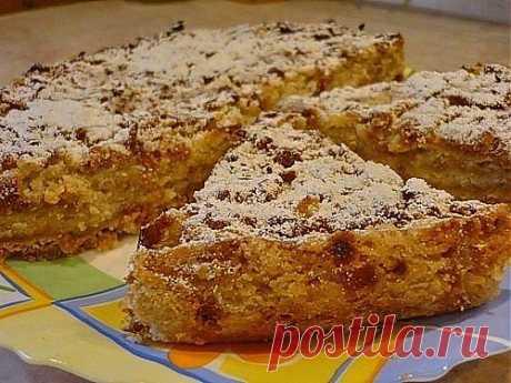 Варшавский яблочный пирог | Семья и дом
