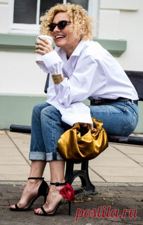 Носить нельзя выбросить: собираем летний гардероб для женщин 55+ | ElytS | Яндекс Дзен