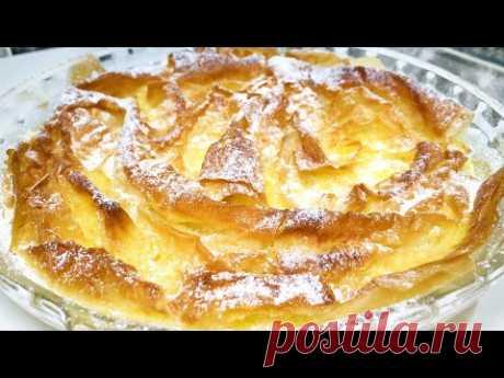 Сладкий пирог за 5 минут + выпечка. Самый быстрый пирог к чаю | Olesea Slavinski