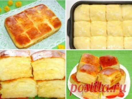 Самый вкусный пирог с сыром - приготовить