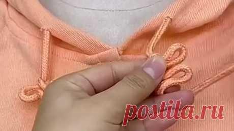 Как оригинально завязать шнурки на одежде. Еще одна подборка по просьбе подписчиков.