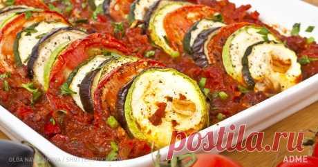 10рецептов изумительных блюд изовощей