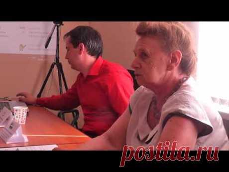 Закон о садоводческих товариществах. Людмила Голосова на встрече в Ленсети. Часть 1.