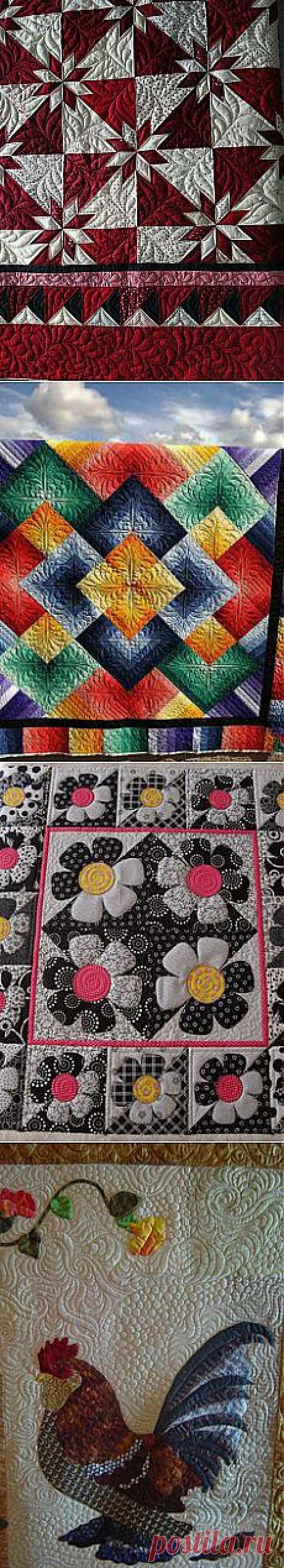 Linda приколол(а) это к доске Quilts and Quilting