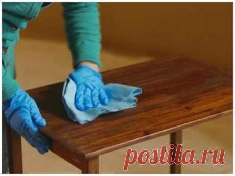 Как восстановить старую деревянную мебель   Своими руками