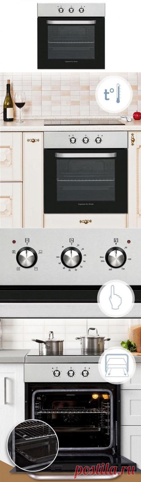 Электрический духовой шкаф Zigmund & Shtain EN 106.511 S с Алиэкспресс | Super-Blog