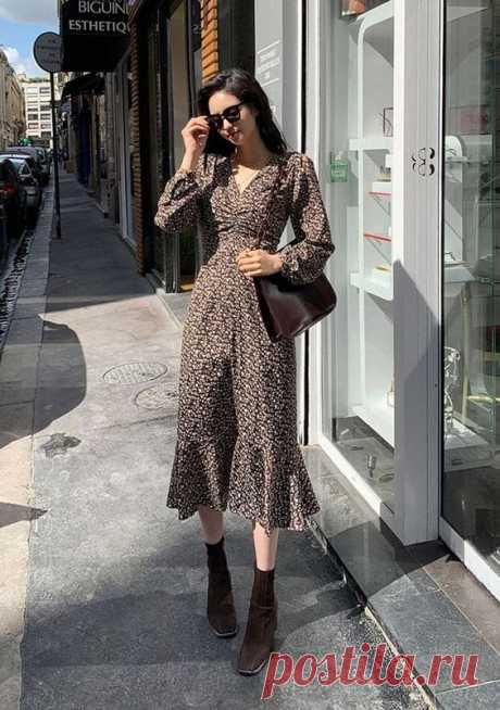 Весна-лето 2021: самые модные платья