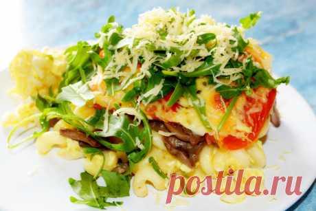 Лучшие рецепты запеканки с макаронами: с яйцом, с сыром, в духовке