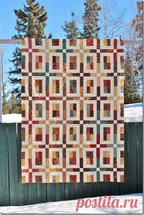 Show Off Favorite Colors in This Easy Quilt - Quilting Digest