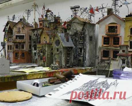 Уютные работы Катарины Придавковой - Ярмарка Мастеров - ручная работа, handmade