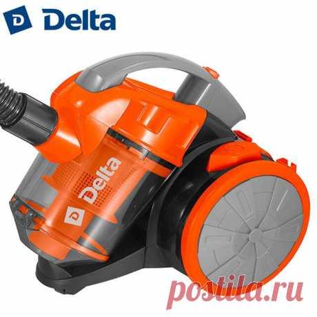 Пылесос DL-0826 Система «Мультициклон». 1600Вт. Без мешка для сбора пыли. Съёмный чистящийся HEPA-фильтр. Металлическая телескопическая труба. Регулятор потока воздуха на ручке. Низкий уровень шума. Защита от перегрева
