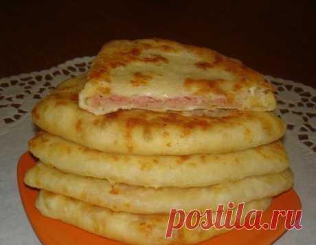 Лепешки сырные за 5 минут | ОПТИМИСТ