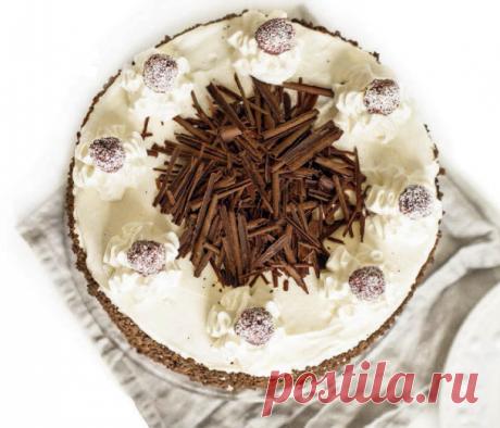 "La torta \""los Bosques foliáceos\"""