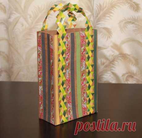 Подарочная коробочка. Легко и просто  своими руками. подробности можно посмотреть здесь https://www.liveinternet.ru/users/3406924/blog#post291932669