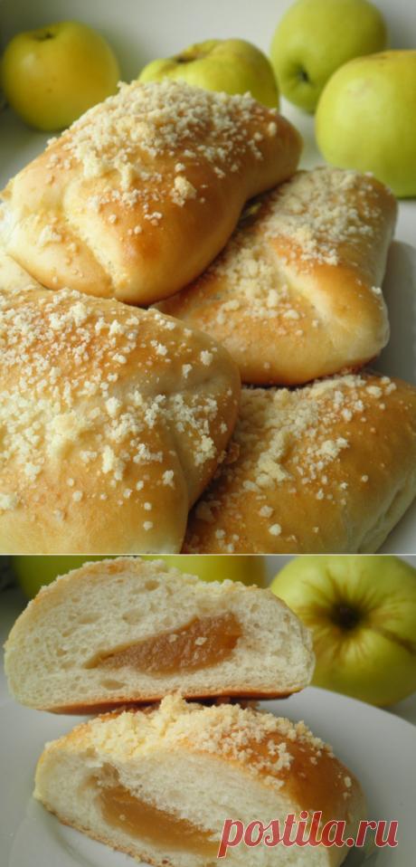 Булочки с яблочным повидлом Аболитис ( Abolitis, Latvijа ) - СОЛНЕЧНЫЙ ПЕКАРЬ — LiveJournal