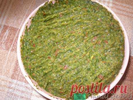 Зеленый соус гуакамоле
