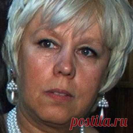 Галина Панова