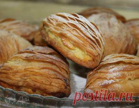 Неаполитанское пирожное Le Sfogliatella | Официальный сайт кулинарных рецептов Юлии Высоцкой