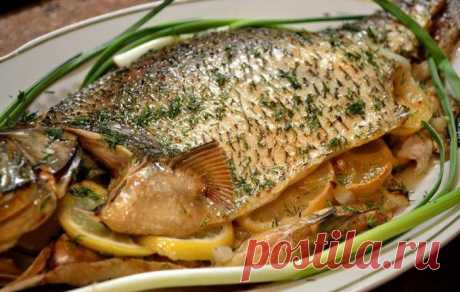 5 рецептов приготовления нежной и сочной рыбы